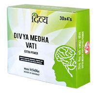 Divya Ayurvedic Medha Vati Memory Enhancer , Available in Blister Pack