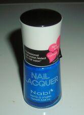 NABI COVALT BLUE #88 NAIL POLISH