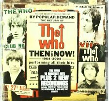 THE WHO = then and now = 1964 - 2004 =  BEST OF = CLASSIC ROCK !!