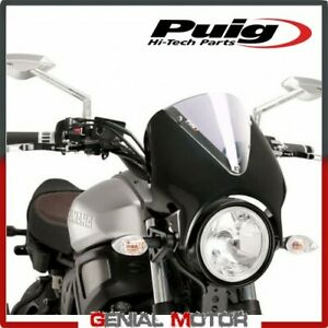 PARE-BRISE PUIG TRANSPARENT 9560W YAMAHA XSR 700 2016 / 2019