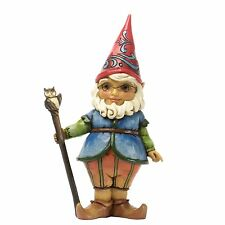 Heartwood Creek 4037671 Gnome With Walking Stick Figurine 21453