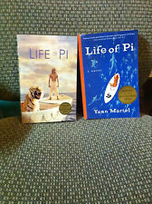 Life of Pi by Yann Martel (2012, Paperback, Movie Tie-In)