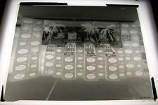 #1190 PHOTO NEGATIVE - 1966 LIQUOR STORE INTERIOR - MILWAUKEE WI