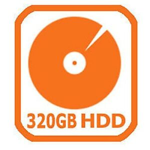 320GB HDD (Hard Disk Drive) for CD DVD Duplicator Copier Machine System Tower