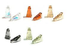 Swarovski Crystal Element 5181 Keystone 2 Strand / Hole Bead Varible Color