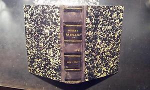 Gli studi in Italia, Periodico Scientifico e Letterario, Anno I-Volume I, 1878