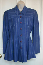 VINTAGE PIED A TERRE JACKET SIZE 10