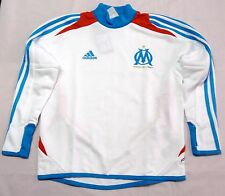 OLYMPIC MARSEILLE 2012/13 BOYS TRAINING TOP BY ADIDAS SIZE 10 YEARS BRAND NEW