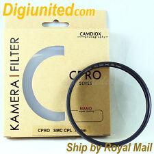Camdiox 52mm C-Pro Nano Slim Multi-Coated MC CPL Polarizing filter for DSLR - UK