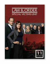 Law And Order - Special Victims Unit : Season 11 (DVD, 2010, 6-Disc Set)