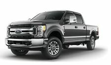 2017 F250 F350 F450 F550 Super Duty Crew Cab Vent Shades Deflector Genuine Ford