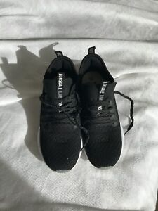 Lonsdale London Shoes Size 9 - Black - As New