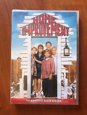 Home Improvement: The Complete Sixth Season New/ Sealed