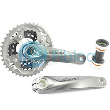 New 2015 Shimano Alivio Crank Crankset FC-M4050 with BB for M4000 HollowTech