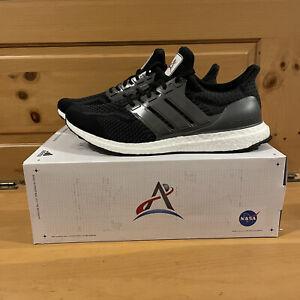 Adidas x NASA Men's UltraBoost 5.0 DNA FZ1855 Black and Grey Shoes Size 13
