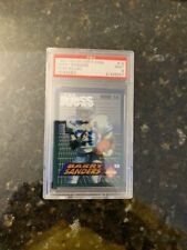 1994 Collector's Edge BOSS SQUAD #16 BARRY SANDERS......PSA 9!