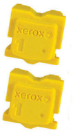 Genuine OEM Xerox 8570/8580 Yellow Solid Ink Sticks (2) Replaces 108R00928