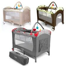 Reisebett Kinderreisebett Kinder Baby Bett Babybett Laufstall Wickelauflage