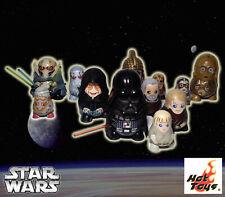 Star Wars Chubby Darth Vader C-3P0 Sidious Russian Nesting Dolls Hot Toys LOT