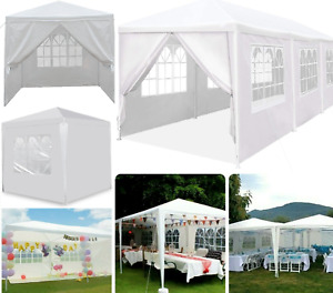 🎪Outdoor Canopy Gazebo Shelter Party Wedding BBQ Shed Waterproof UV Proof Cover
