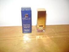 ESTEE LAUDER PURE COLOR LONG LASTING LIPSTICK PEACH FIZZ .08 oz - Authentic