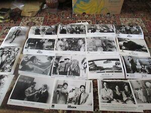 BULK LOT 20 ORIGINAL FILM LOBBY CARDS ALL SHOWN