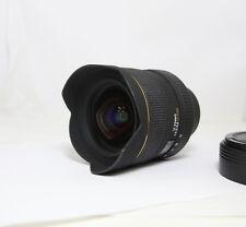 Sigma EX DG 12-24 mm F4.5-5.6 D HSM Ultra Wide Zoom Nikon BOXED UK GRATUIT LIVRAISON