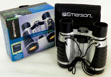 Emerson Compact Uv Ruby Coated Binoculars,With Focus Wheel,Neck Stap,Carry Pouch