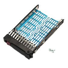 "2.5"" SAS HHD Drive Caddy Tray For 371593-001 HP SFF DL380 DL370 DL360 G5 G6 G7"