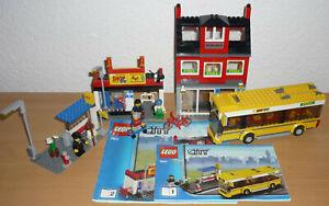 Lego City 7641 Stadtviertel mit Bus v. 2009 + OBA