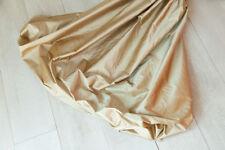 Tessuto a metraggio 100% seta bronzo (Già col.8)