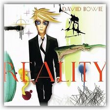 David Bowie - Reality - CD 2003 - 11 Tracks - - - neu & originalverschweisst