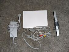 Nintendo Wii broken disc drive but turns on and functions!!!