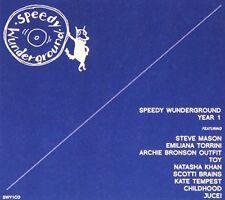 Speedy Wunderground  Year 1 [CD]