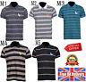 Mens T Shirts Pique Polo Shirt Plain 100% cotton TShirts Tops Multi-color M,L,XL