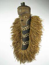 GothamGallery Fine African Art - DRC Pende Tribal Long Mask - L