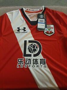 Southampton FC Red Home Shirt 2020/21 BNWT - Kids /Youth XL