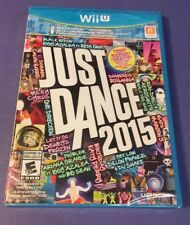 Just Dance 2015 (Wii U) NEW