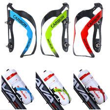 Ultraliviano completo de fibra de carbono de carretera Bicicleta de Montaña Bici Botella de agua jaula Titular rack tornillos