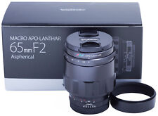 Voigtlander 65mm f2.0 APO MACRO LANTHAR ASPHERICAL for Sony E Series