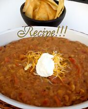 "☆Super Bowl: Beer, Bacon and Bean Dip ""Recipe""☆Gameday Goodies!☆"
