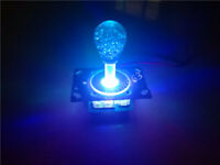 Arcade Joystick game Colorful 4-8 way LED Illuminated for Arcade jamma  DIY