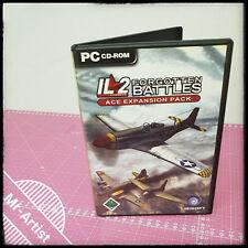 IL-2 Sturmovik: Forgotten Battles - Ace Expansion Pack (PC, 2004)