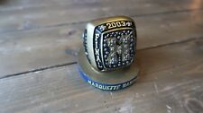 Marquette Univ 2003 Final Four Ring Replica Display Piece NCAA