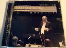 cd ENNIO MORRICONE LA MIA MUSICA World Tour