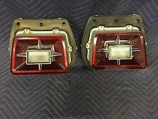 69 Ford Galaxie LTD Original Tail Lights 2