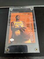 1996-97 Upper Deck Rookie Exclusives #R10 Kobe Bryant Los Angeles Lakers