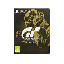 PlayStation 4 Gran Turismo Sport Steel Book Edition ( VideoGames