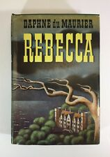 """REBECCA"" BY DAPHNE DU MAURIER 1ST EDITION"