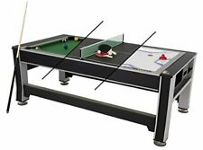 New listing Triumph 3-in-1 Swivel Multigame Table